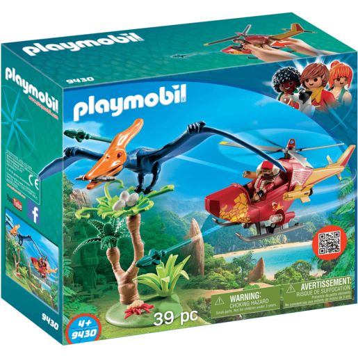 Playmobil Copter Pterodactyl - 9430