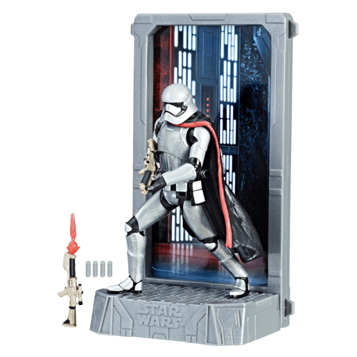 Star Wars The Black Series Titanium Series 13cm Figure - Captain Phasma