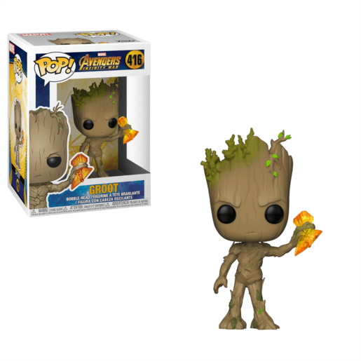 Funko Pop! Marvel Avengers: Infinity War - Groot
