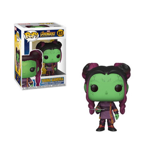Funko Pop! Marvel Avengers: Infinity War - Young Gamora