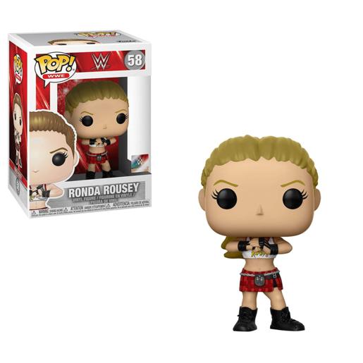 Funko Pop! WWE: WWE - Ronda Rousey