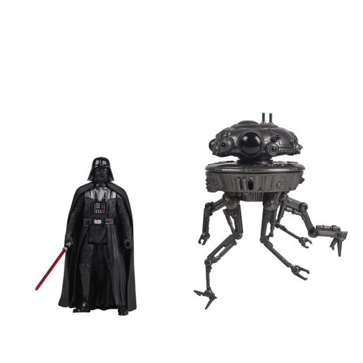 Star Wars Force Link Imperial Probe Droid - Darth Vader