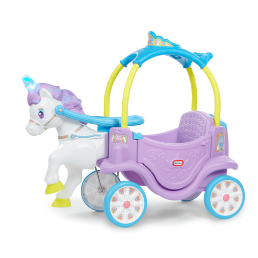 Little Tikes Cozy Magical Unicorn Carriage