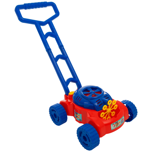 Paw Patrol Bubble Mower - Red/Blue