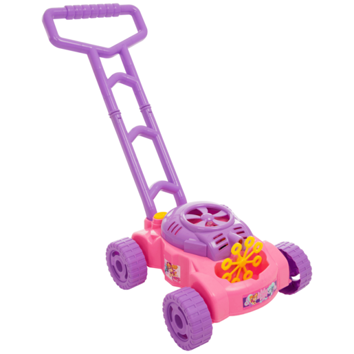 Paw Patrol Bubble Mower - Pink/Purple