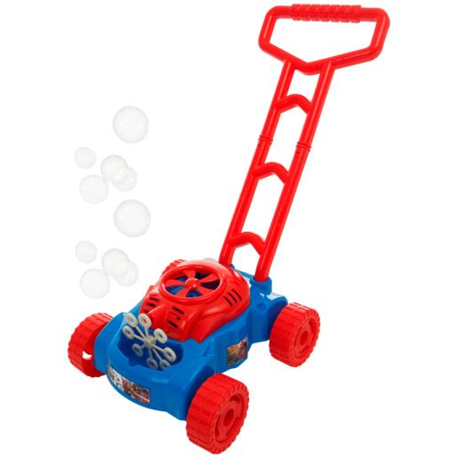 Marvel Spider-Man Bubble Mower