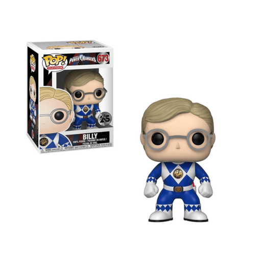 Funko Pop! Television: Power Rangers - Blue Ranger Billy