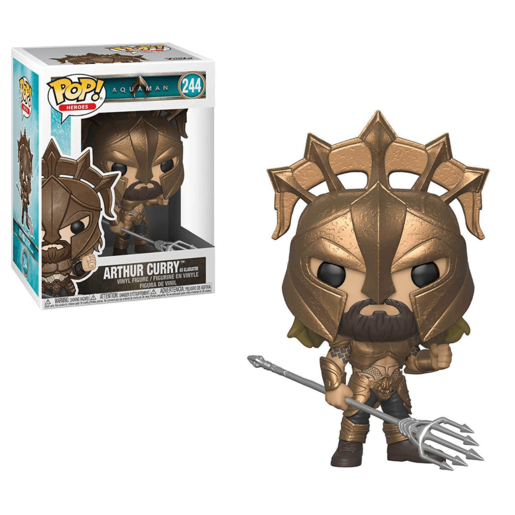 Funko Pop! Heroes: Aquaman - Arthur Curry