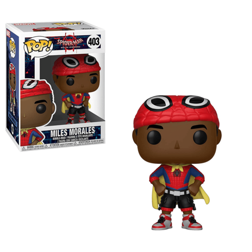 Funko Pop! Marvel: Spider-Man Into The Spider Verse - Miles Morales