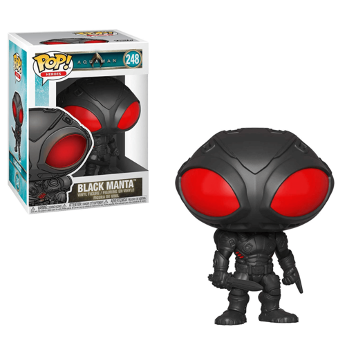 Funko Pop! Heroes: Aquaman - Black Manta