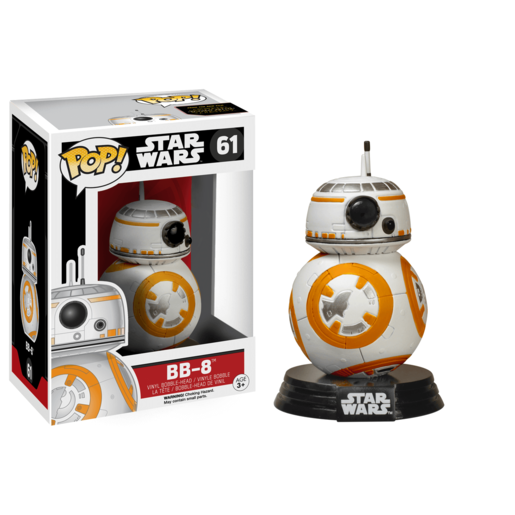 Funko Pop! Star Wars EP7 - BB8