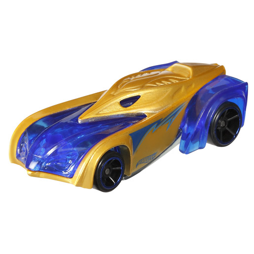 Hot Wheels Colour Shifters - Gold To Silver