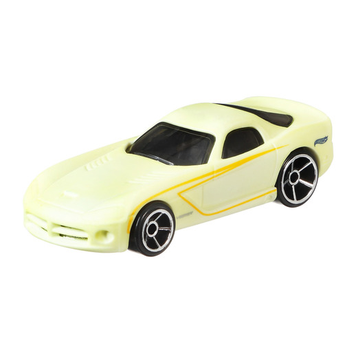 Hot Wheels Colour Shifters Vehicle - White to Green