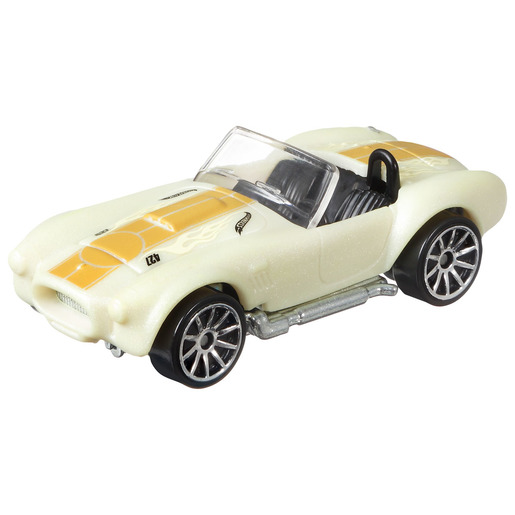 Hot Wheels Colour Shifters Vehicle - White to Gold