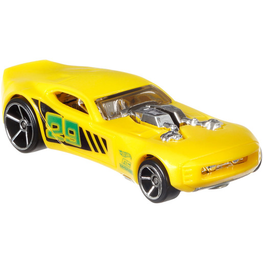 Hot Wheels Colour Shifters Vehicle - Yellow to Black