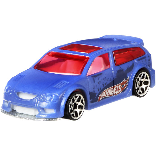 Hot Wheels Colour Shifters - White To Blue