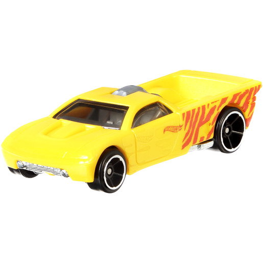 Hot Wheels Colour Shifters - Yellow To Red