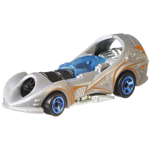Hot Wheels Colour Shifters - White To Orange