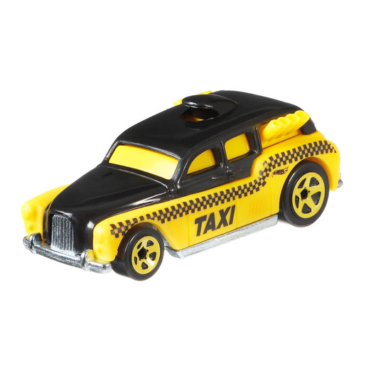 Hot Wheels Colour Shifters Vehicle - Yellow to Brown