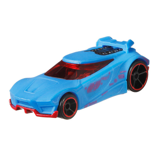 Hot Wheels Colour Shifters Vehicle - Blue to Red