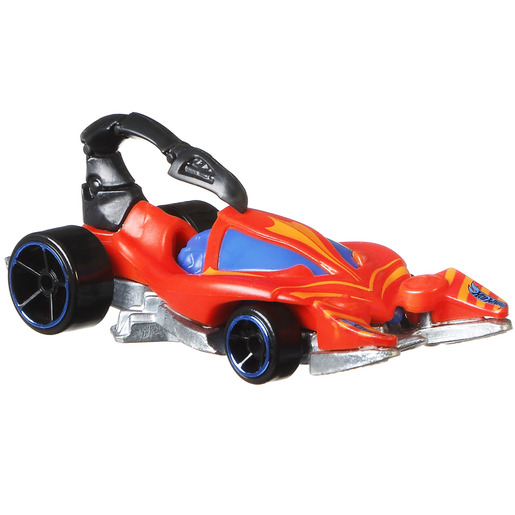 Hot Wheels Colour Shifters - Orange To Red