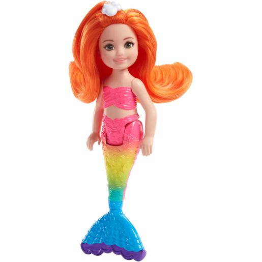Barbie Dreamtopia 15cm Mermaid Doll - Rainbow Cove