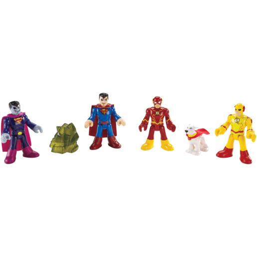 Imaginext DC Batman Heroes And Villains Figures