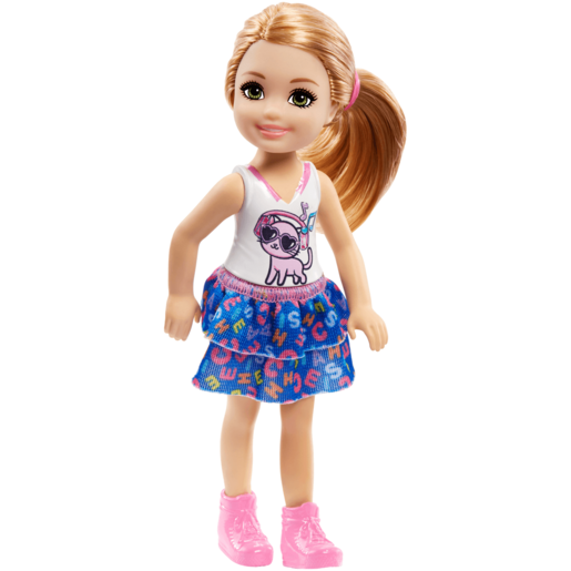 Barbie Club Chelsea 15cm Doll - Cat Outfit