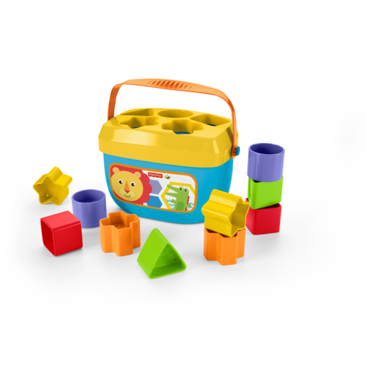Fisher-Price Baby's First Shape Sorter