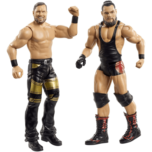 WWE Battle Pack Action Figures - Miztourage