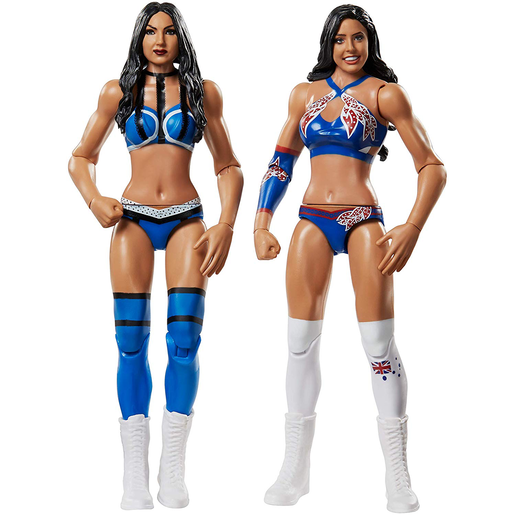 WWE Battle Pack Action Figures - Billie Kay and Peyton Royce