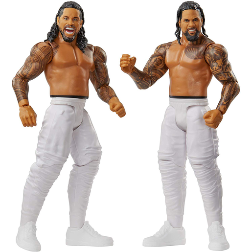 WWE Battle Pack Action Figures - Jey Uso and Jimmy Uso