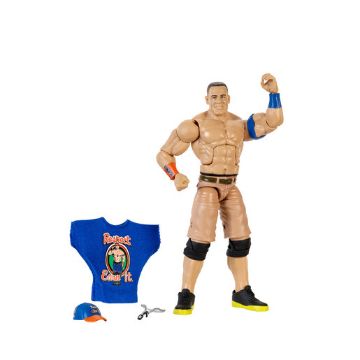 WWE Elite Collection Figures - John Cena