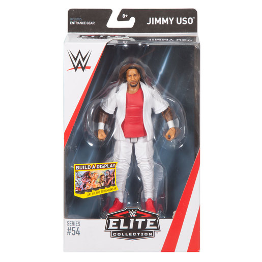 WWE Elite Collection Figures - Jimmy Uso