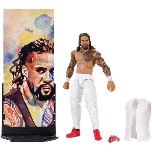 WWE Elite Collection Figures - Jey Uso