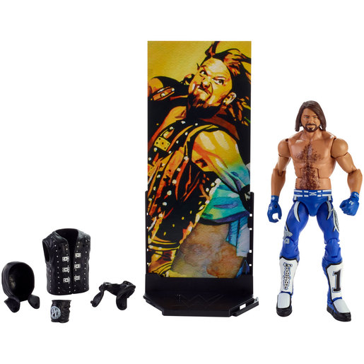 WWE Elite Collection Figures - AJ Styles