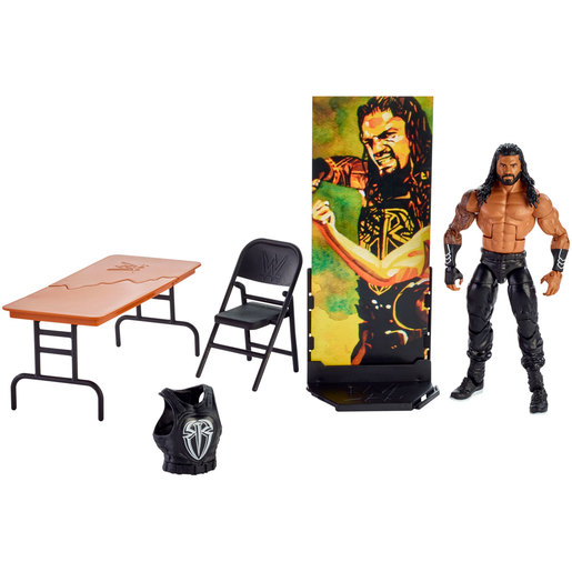 WWE Elite Collection Figures - Roman Reigns