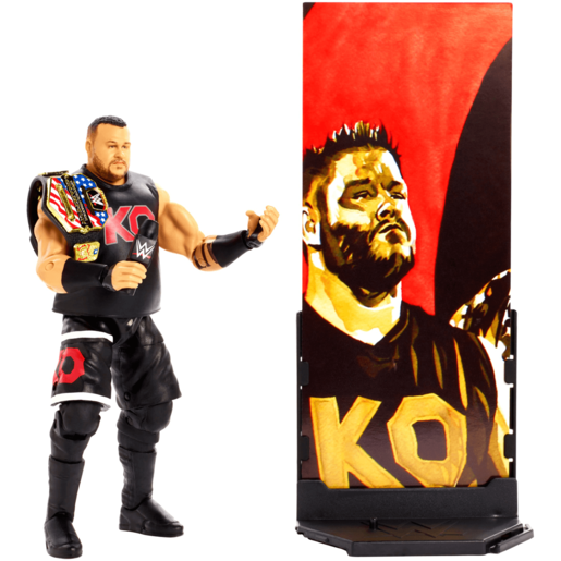 WWE Elite Collection 17cm Action Figure - Kevin Owens