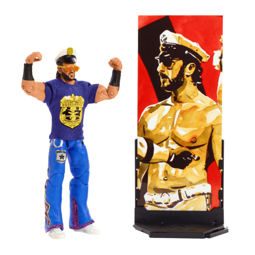 WWE Elite Collection 17cm Action Figure - Fandango