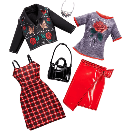 Barbie Fashions Punk and Rock - 2 Pack Outfit