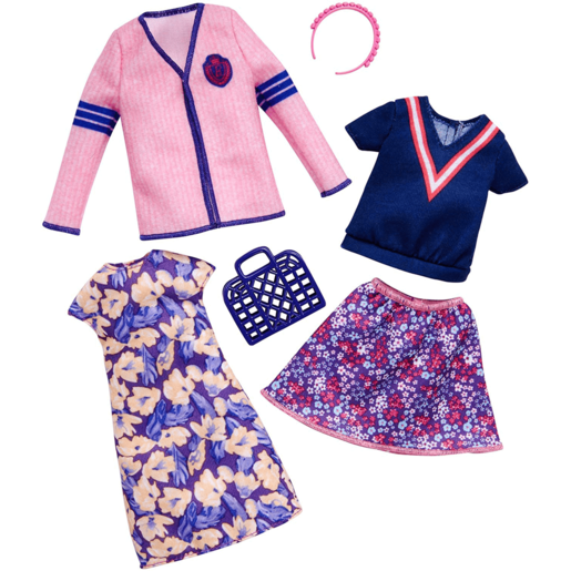 Barbie Fashions Varsity - 2 Pack Outfit