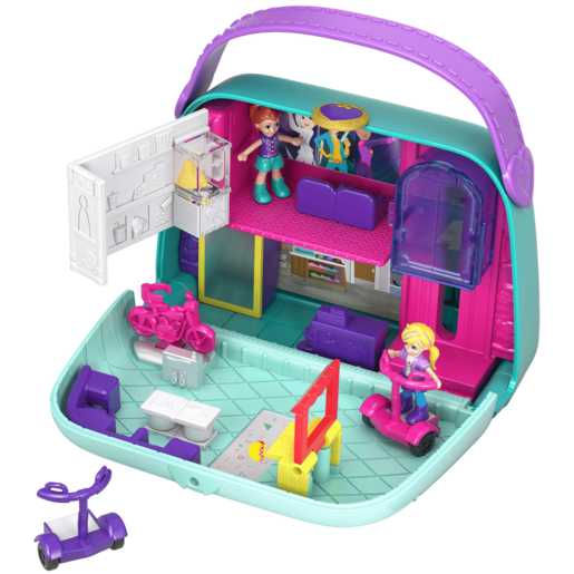 Polly Pocket World Mall Playset