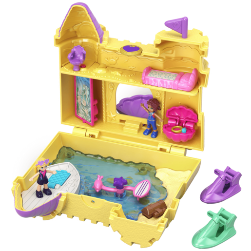 Polly Pocket World Castle Playset
