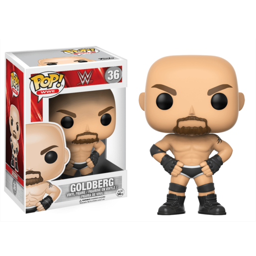 Funko Pop! Television: WWE -Goldberg
