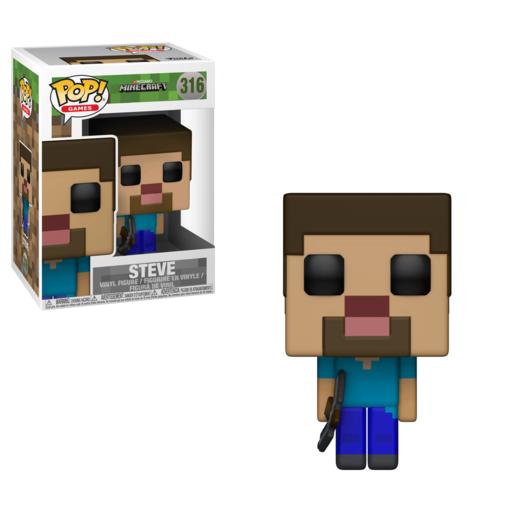 Funko Pop! Minecraft - Steve