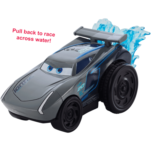 Disney Pixar Cars 3 Splash Racers - Jackson Storm