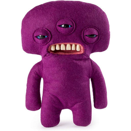 Fuggler 22cm Funny Ugly Monster - Annoyed Alien (Purple)