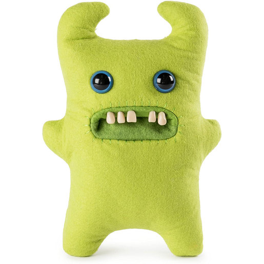 Fuggler 22cm Funny Ugly Monster - Sir Horns A lot (Green)