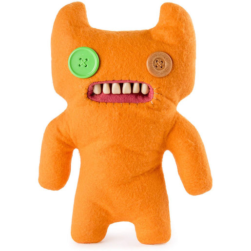 Fuggler 22cm Funny Ugly Monster - Indecisive Monster (Orange)