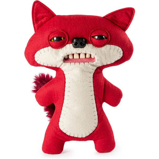 Fuggler 22cm Funny Ugly Monster - Suspicious Fox (Red)